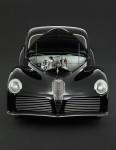 Alfa Romeo 6C 2500 SS Bertone Coupe - 1942