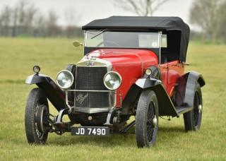 Alfa Romeo RLS Tourer – 1923