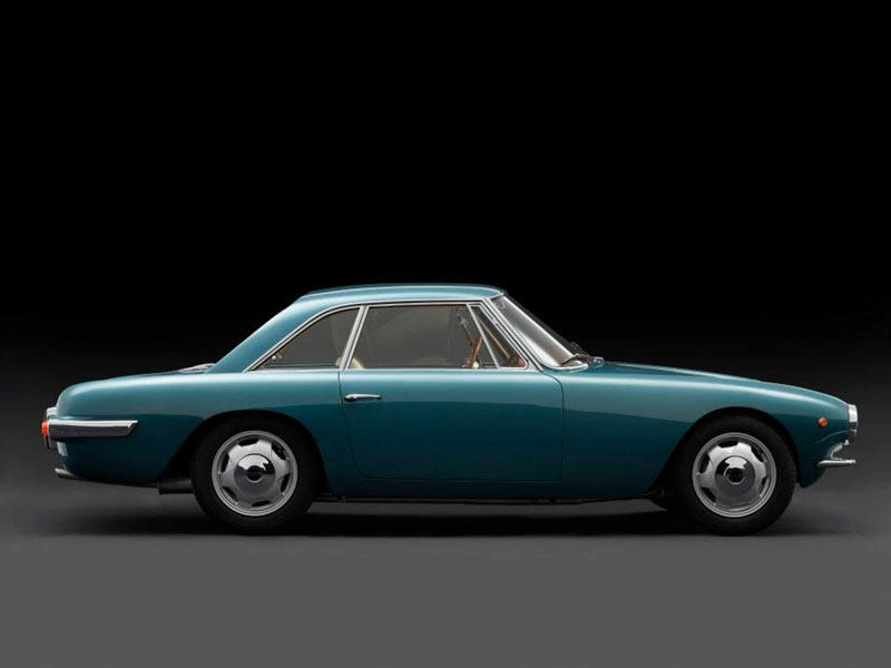 Osca 1600 Gt Coupe Touring 1961