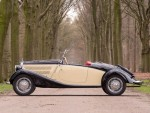 Mercedes Benz 170 V Sport Roadster - 1939