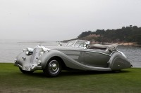 Horch 853 Sport Cabriolet - 1938