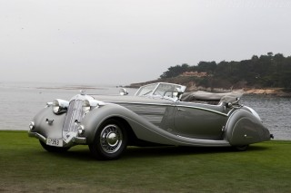 Horch 853 Sport Cabriolet – 1938