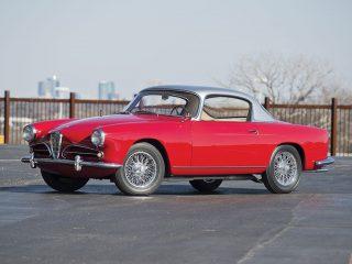 Alfa Romeo 1900C SS Coupe – 1957
