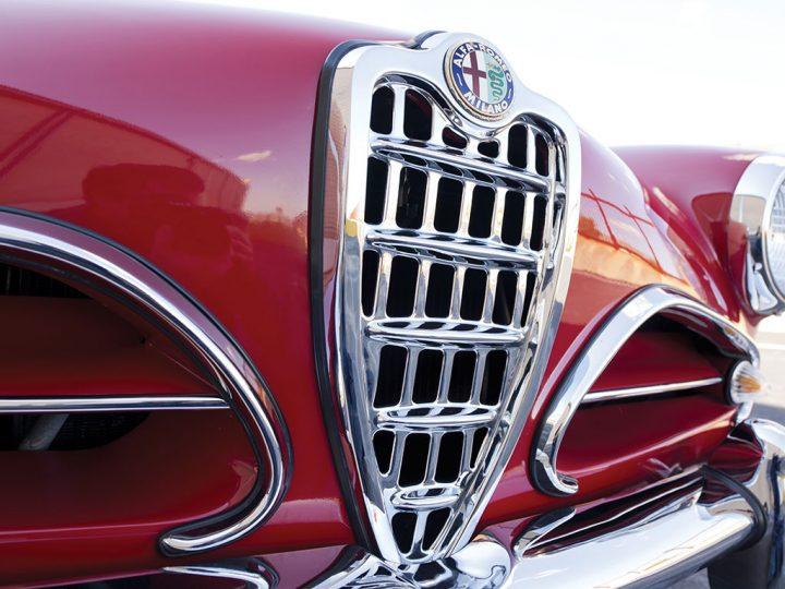Alfa Romeo 1900C SS Coupe - 1957