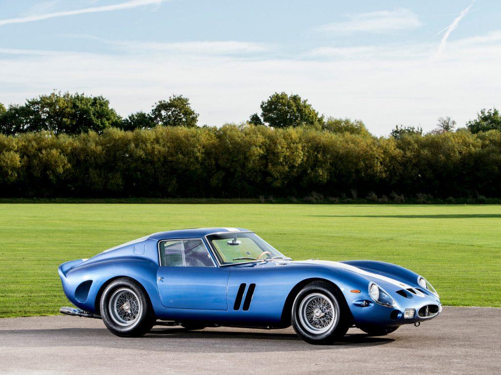 Ferrari 250 GTO sn 3387GT – 1962