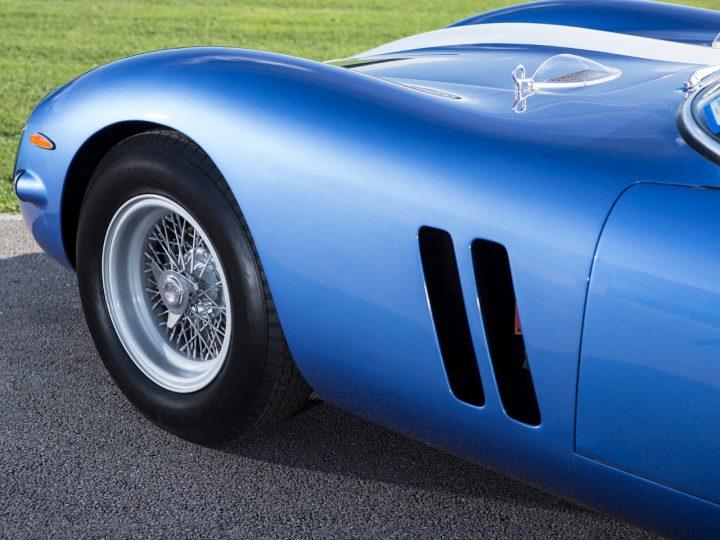 Ferrari 250 GTO sn 3387GT - 1962