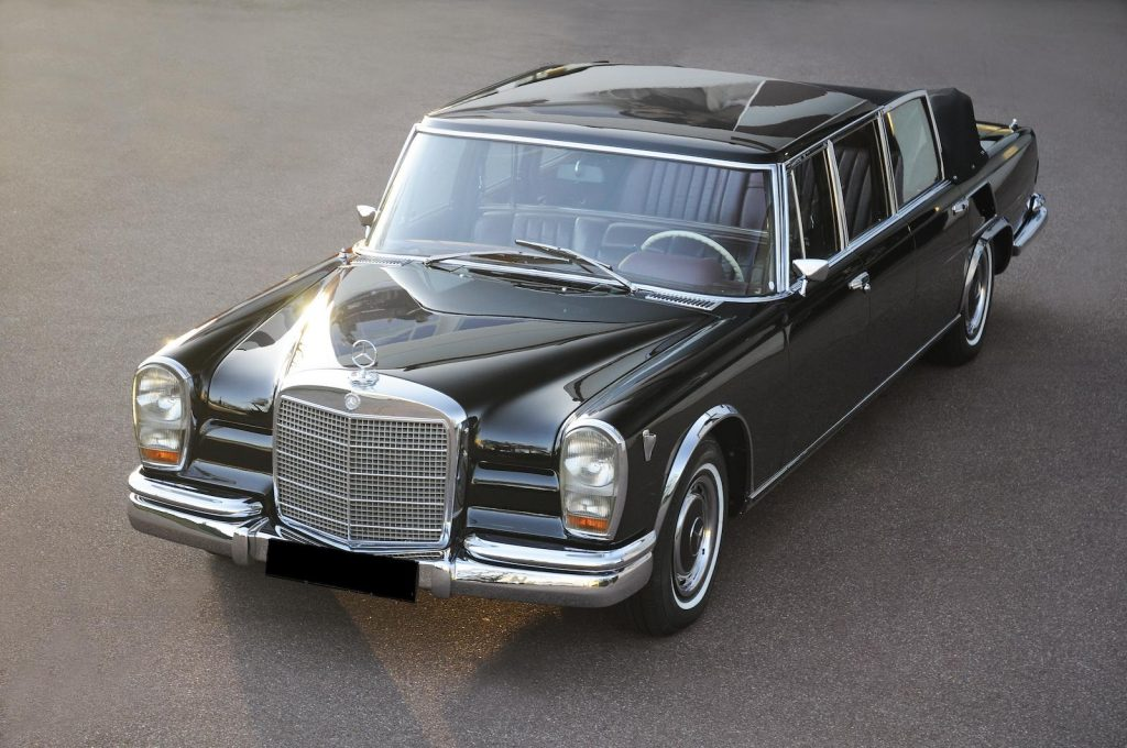 Mercedes Benz 600 Pullman Landaulet - 1971