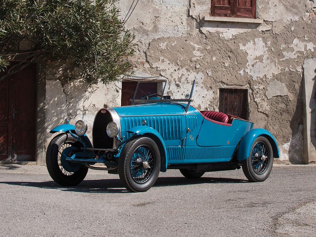 Bugatti Type 40 Roadster - 1928