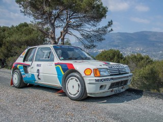 Peugeot 205 Turbo 16 Evolution 1 Group B – 1984