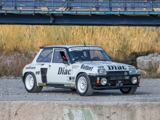 Renault 5 Turbo Group 4 – 1982