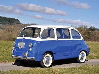 Fiat 600 Multipla – 1965