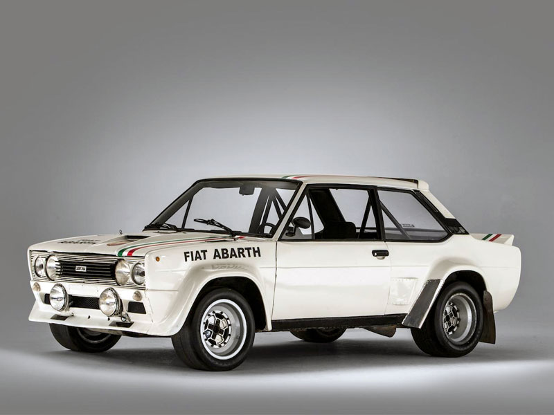 Fiat Abarth Rally 131 Supermirafiori Group 4 – 1978