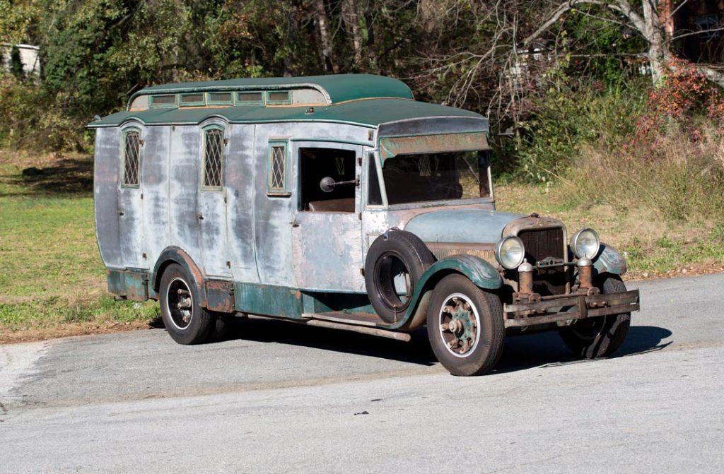 My 1928 chevrolet studebaker house car 1929 for Car house