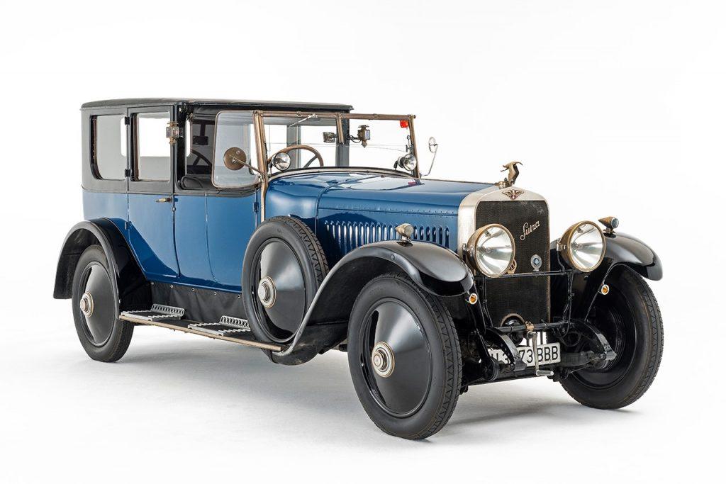 Hispano Suiza H6B – 1924