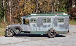 Studebaker House Car - 1929