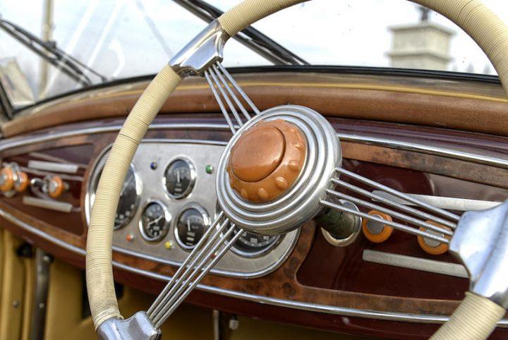 Lancia Aprilia Cabriolet - 1940