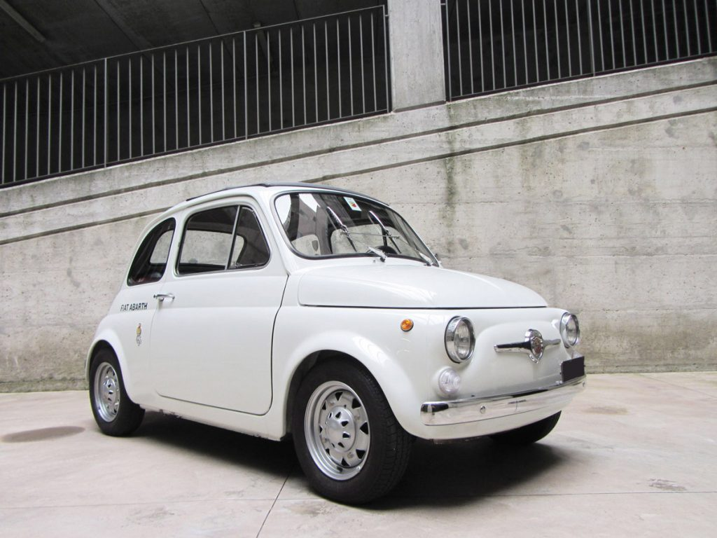 Fiat Abarth 695 EsseEsse – 1970