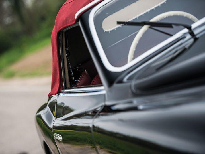 Alfa Romeo 6C 2500 Super Sport Cabriolet - 1949
