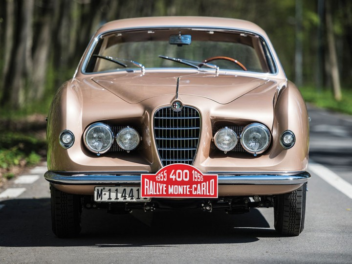 Alfa Romeo 1900C Sprint Supergioiello - 1953