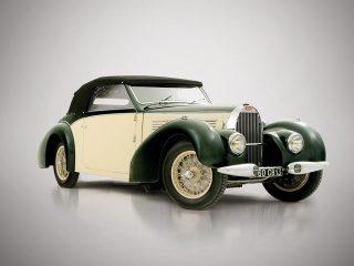 Bugatti Type 57 Cabriolet – 1939