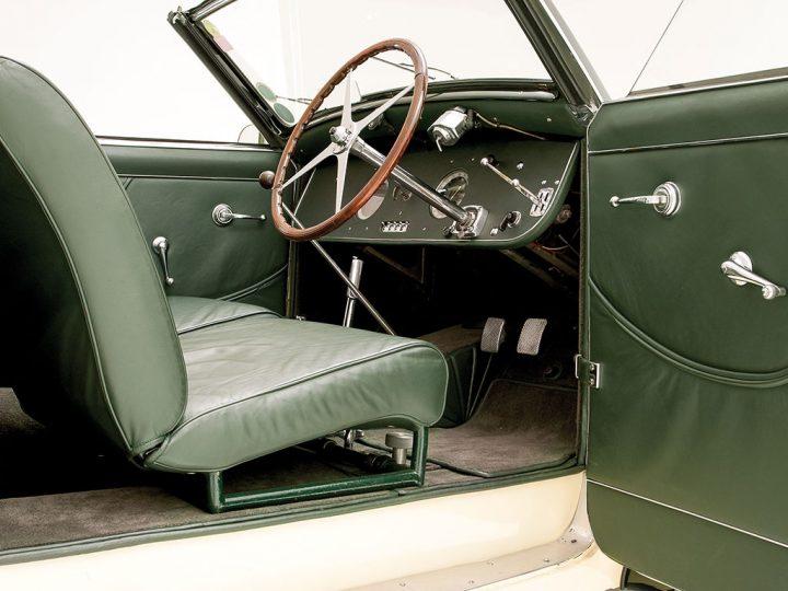 Bugatti Type 57 Cabriolet - 1939