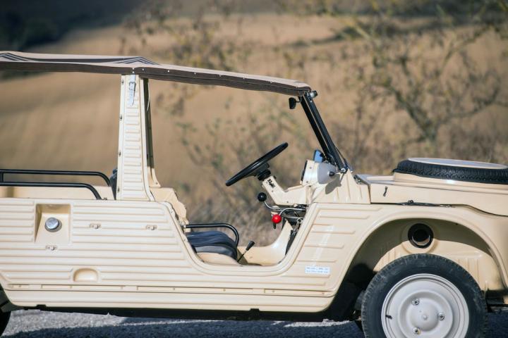 Citroen Mehari 4x4 - 1980