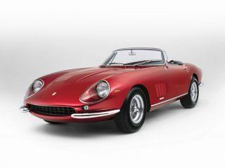 Ferrari 275 GTB4 Spyder N.A.R.T. – 1968