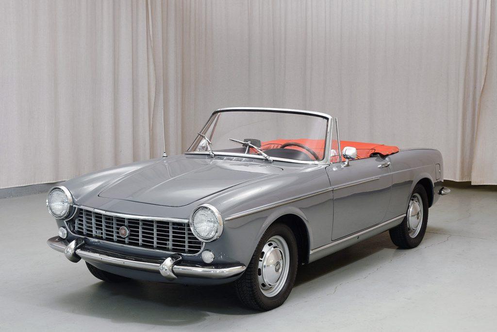 Fiat 1500 Cabriolet - 1966