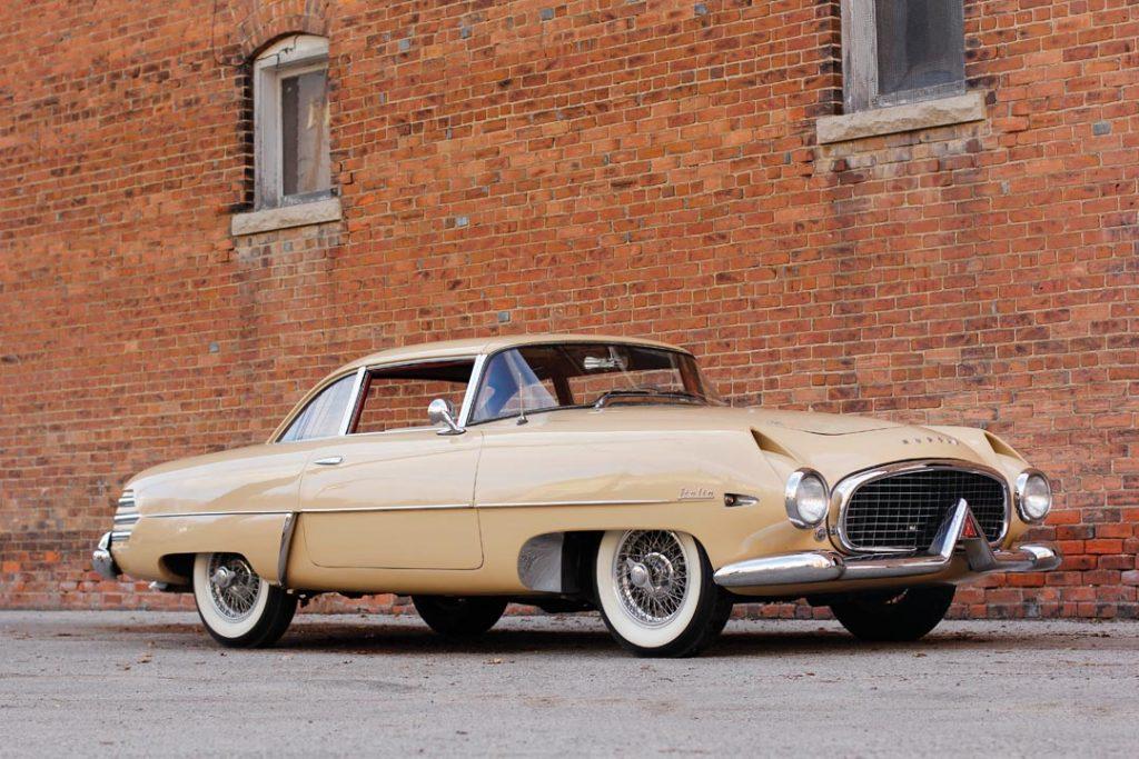 Hudson Italia Coupe – 1955