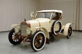 Hudson Super Six Boat Tail speedster – 1919