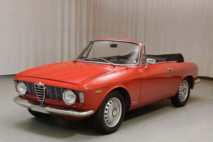 Alfa Romeo Giulia GTC - 1966