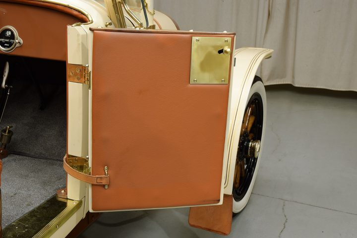 Hudson Super Six Boat Tail speedster - 1919