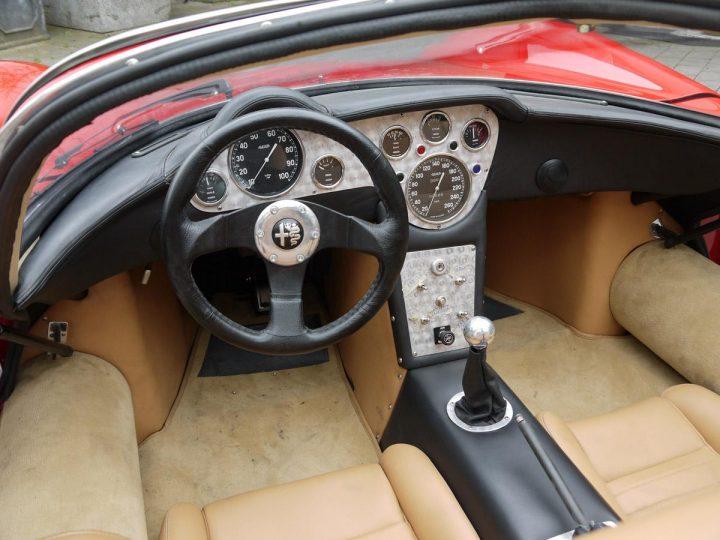 Alfa Rome 33 Stradale continuation