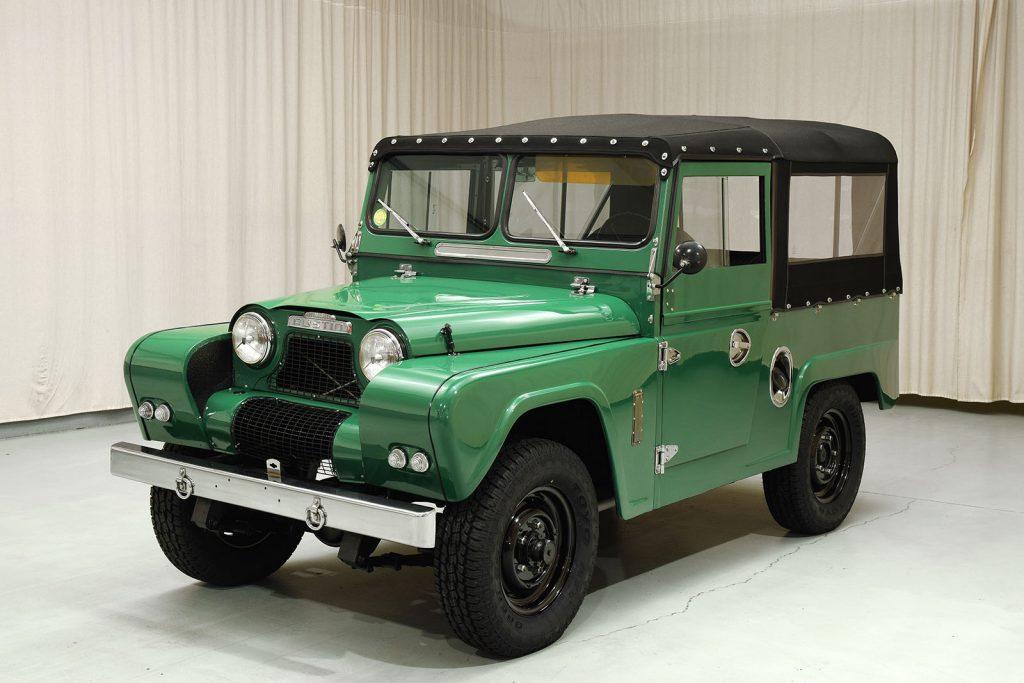 Austin Gipsy 4×4 – 1964
