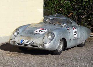 Autobleu 750 Mille Miles – 1954