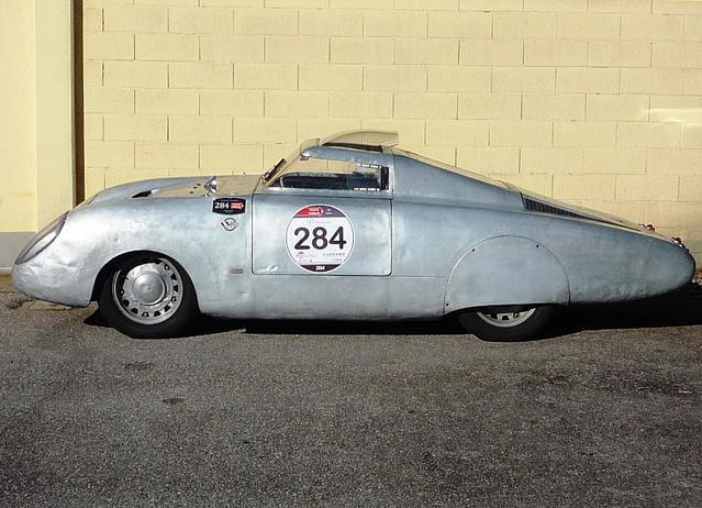 Autobleu 750 Mille Miles - 1954