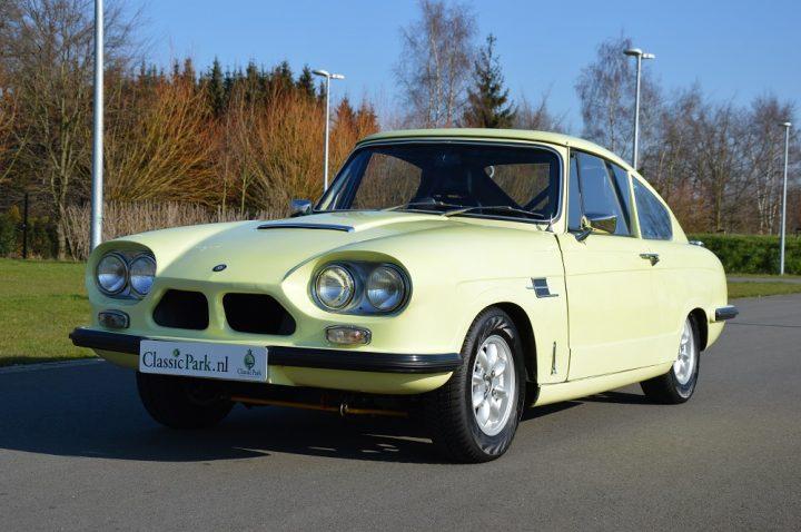 Bond Equipe GT4S - 1966