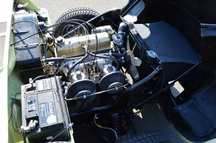 Bond Equipe GT 4S 25