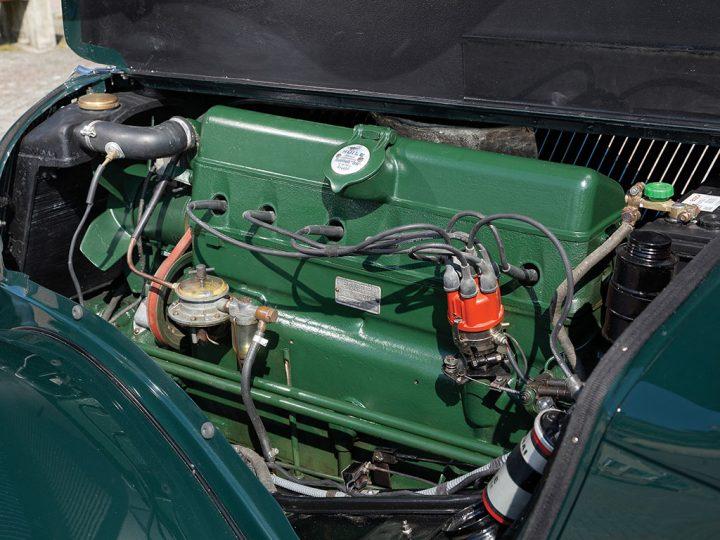 Citroen Traction Avant 15 CV Roadster - 1939