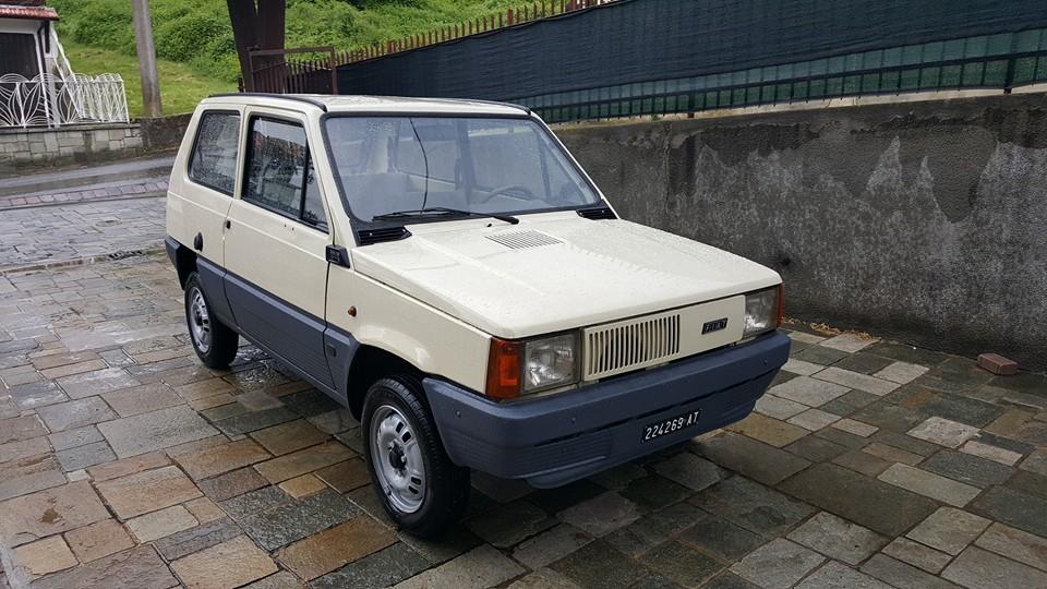FIAT Panda 30 - 1983
