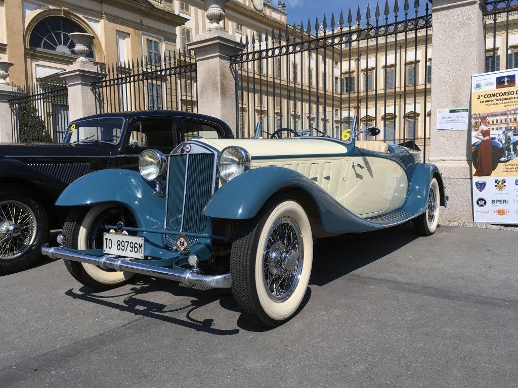 Lancia Astura Torpedo Grand Sport Castagna – 1933