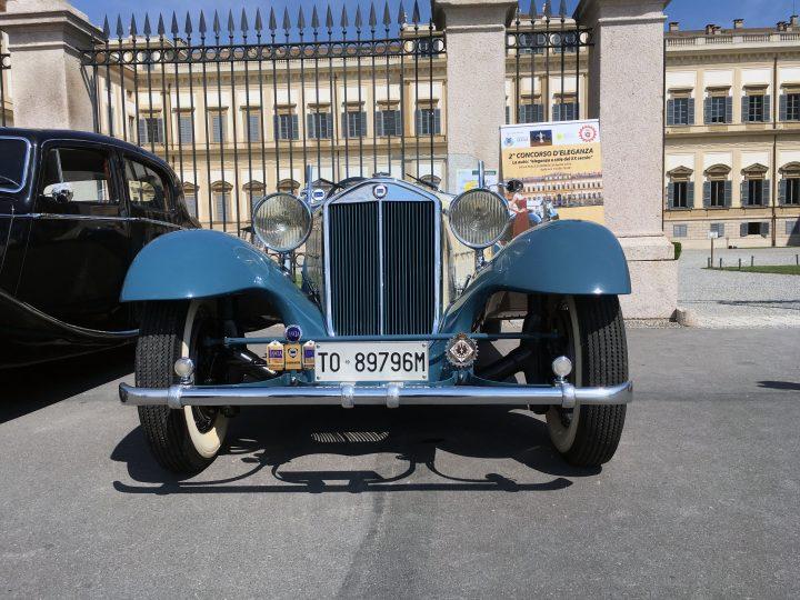 Lancia Astura Torpedo Grand Sport Castagna - 1933
