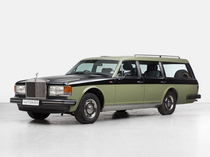 Rolls Royce Silver Spirit Estate - 1983