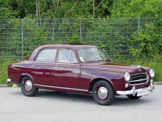 Peugeot 403 – 1958