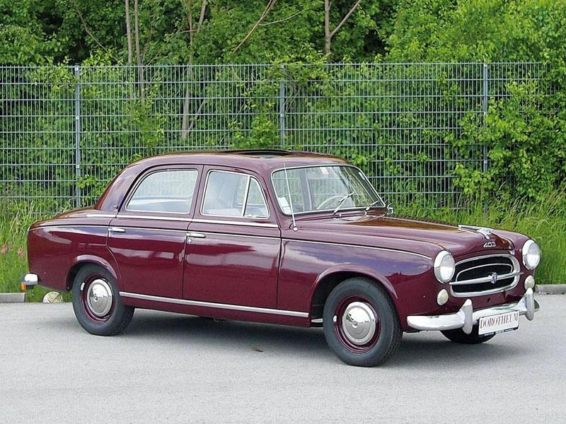 Peugeot 403 - 1958