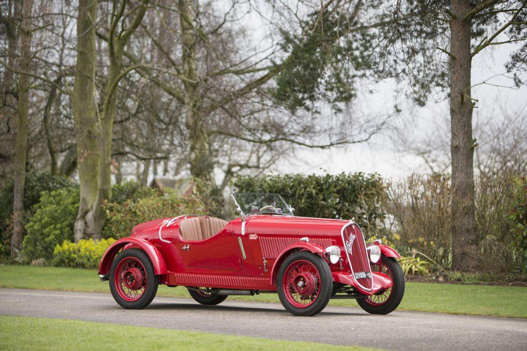 FIAT 508 Balilla Sport Spider - 1935