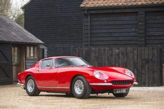 Ferrari 275 GTB/6C – 1966