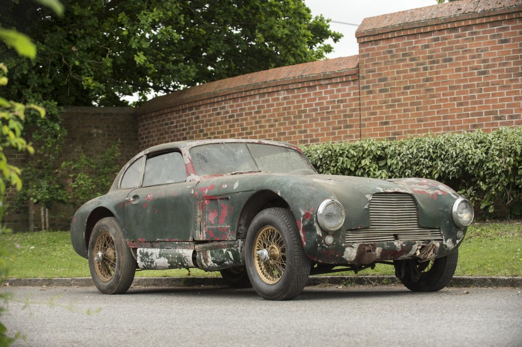 Aston Martin DB Team Car – 1949