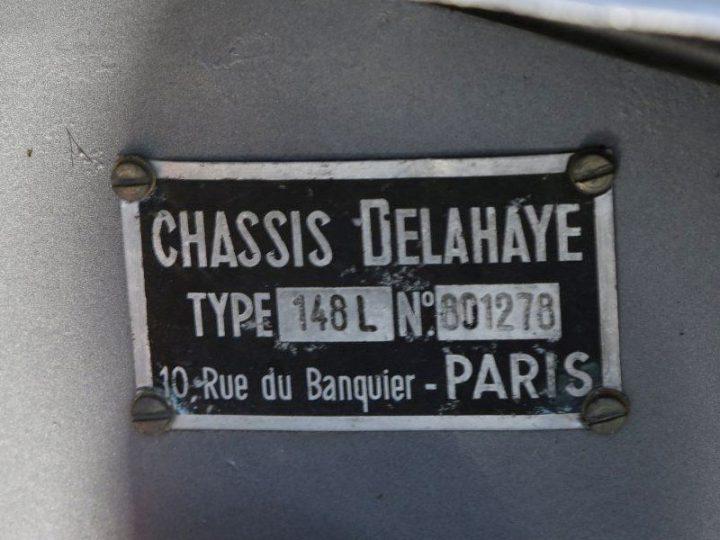 Delahaye 148 L - 1949