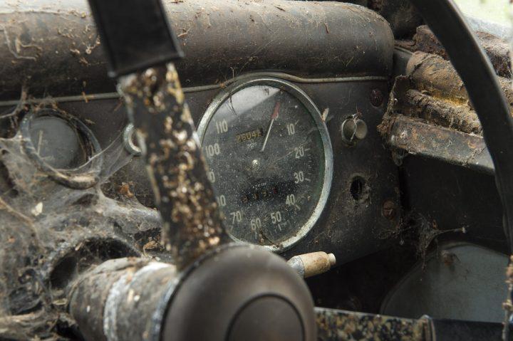 Aston Martin DB Team Car - 1949
